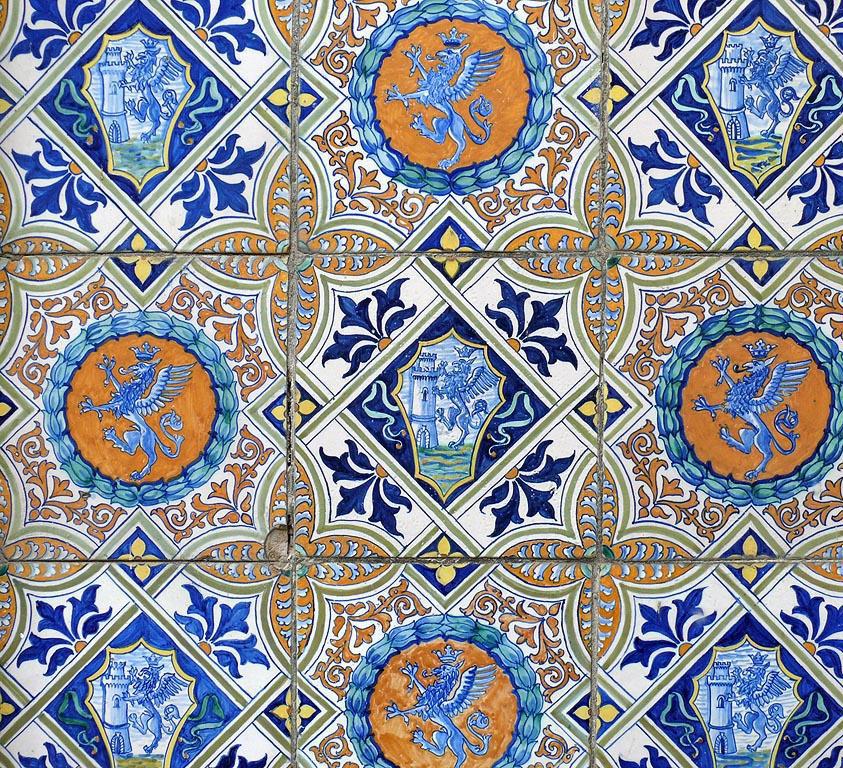azulejos on emaze